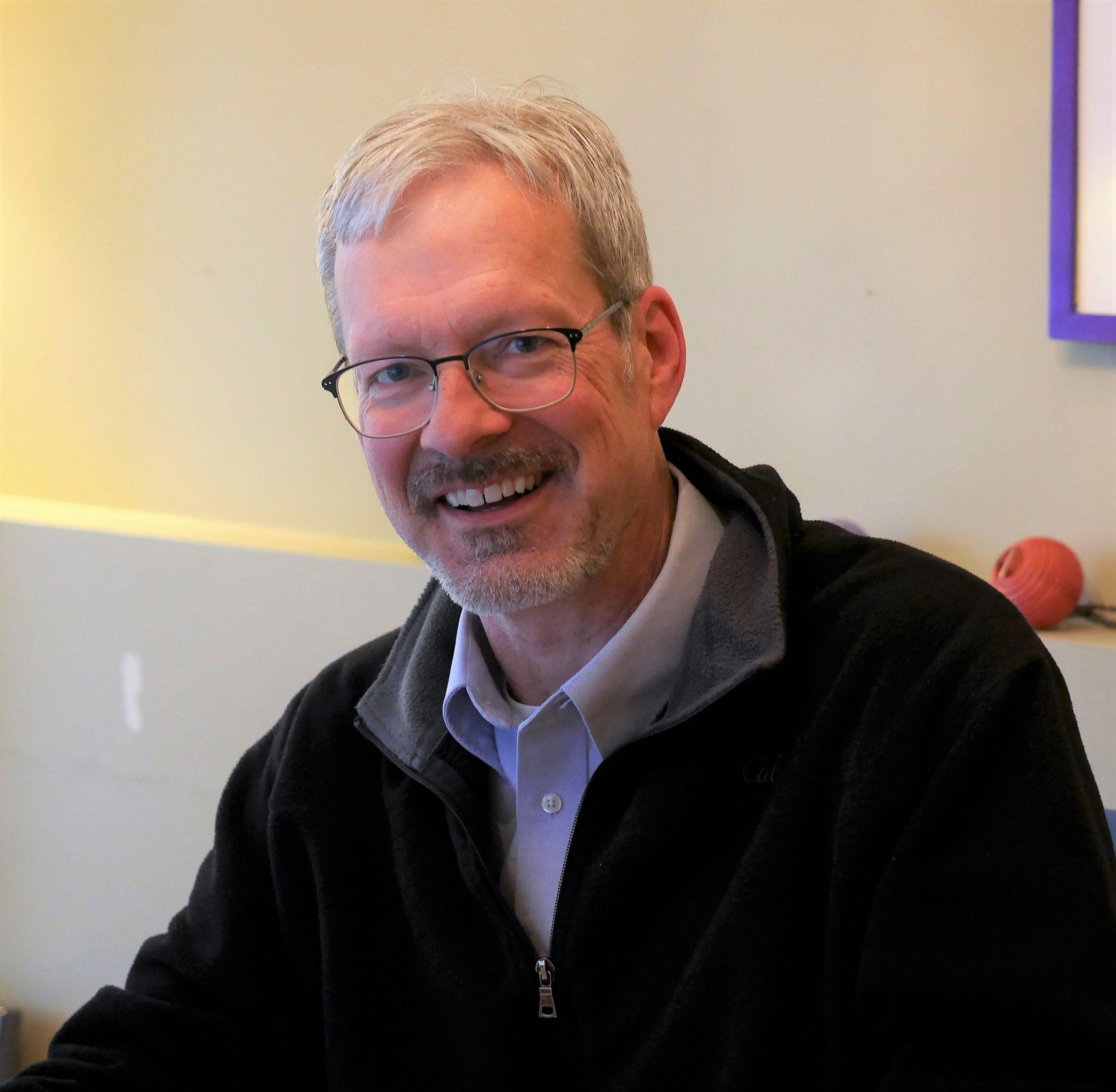 Greg Schroyer, Senior Accountant